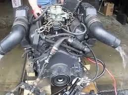 motor omc cobra 5 0 liter engine running prior to motor omc cobra 5 0 liter engine running prior to installation 3 27 14