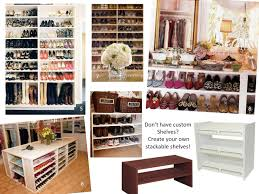 Creative Closet Design Likable Affordable Closet Solutions Roselawnlutheran