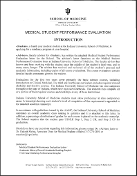 resume medical student medical student evaluation sample resume cover letter