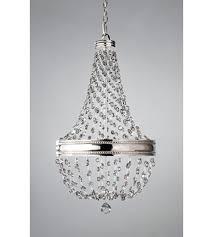 feiss f2811 6pn malia 6 light 16 inch polished nickel chandelier ceiling light photo