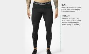Gasp Clothing Size Chart 306 Fitness Better Bodies Gasp