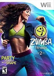 Zumba Wii Games Amazon com Video Fitness Nintendo 2 TUqxxA51nB