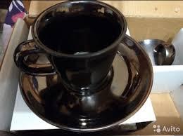 <b>Кофейный набор</b>,<b>12 предметов</b>,керамика купить в Санкт ...