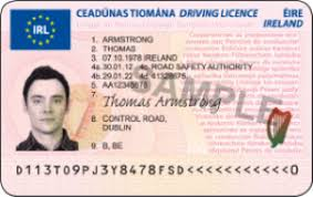 In Of Driving Republic - The Licence Wikipedia Ireland