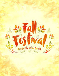 Fall Festival Flyers Template Free Free Fall Background Templates Puntogov Co