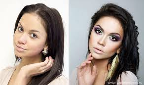 before and after makeup photos vadim andreev 20
