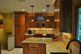 beautiful kitchen lighting. Beautiful Kitchen Lighting Ideas With Bell Hanging Lamps