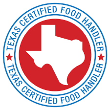 paster training inc sure texas food handler online course certificate of completion txdshs license 117