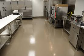 Epoxy Floor Kitchen Commercial Kitchen Floor