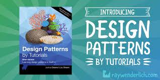 Ios Design Patterns Book Design Patterns By Tutorials Mvvm Raywenderlich Com