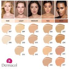Dermacol Make Up Cover Foundation 224 In 2019 Dermacol