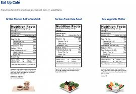 List Calories On Airline Airport Menus The Weekly Wish