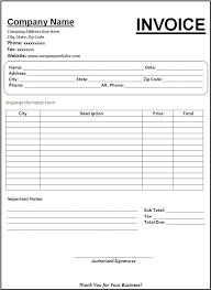 Work Invoices sample work invoices Socbizco 78