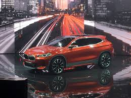 Coupe Series bmw x2 2016 : BMW X2 concept profile at 2016 Paris Motor Show - Indian Autos blog