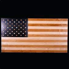 wooden flag american how to make wall art