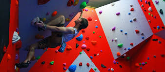 climbing walls climbing holds