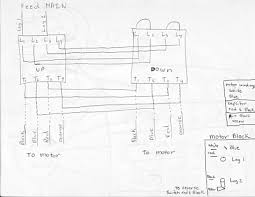 please help wiring 240v motor for forward and reverse on boat lift electric motor wiring diagram single phase at 240v Motor Wiring Diagrams