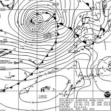 Surface Analysis Chart Noaa Noaa Opc Surface Analysis 12z 26 January 2013 Gcaptain