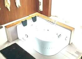 2 person bathtub two tub photo of 3 jetted jacuzzi with heater tubs for two whirlpool