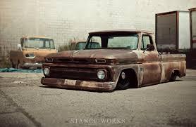 Visuals - Street Machinery's 1966 Chevy C10 Pickup - StanceWorks