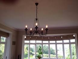 five light contemporary verde green black chandelier john lewis