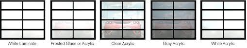 glass garage door aluminum glass collection glass garage doors cost canada