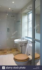 Contemporary Blinds shower room with toiletand basin contemporary open door with 2633 by guidejewelry.us
