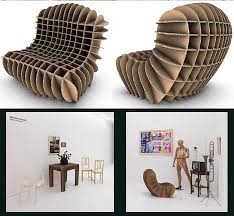 diy cardboard furniture. How To Make Eco Friendly Cardboard Chairs Step By DIY Tutorial Instructions Thumb Ste. Diy Furniture O