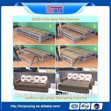 Extra Strong Bed Frame Extra Strong Metal Tube Frame With Wood Slats ...
