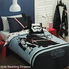 star wars the force quilt cover set star wars bedding kids bedding dreams