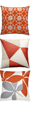 best  orange throw pillows ideas only on pinterest  orange