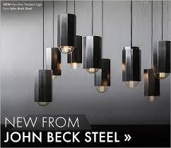 new from john beck steel