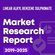 Linear Alkyl Benzene Sulphonate Market Current Analysis And