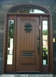 nice front doorsFiberglass Front Doors Nice  Med Art Home Design Posters