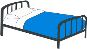 bed clipart. Interesting Bed Bed20clipart Intended Bed Clipart Panda