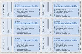 Draw Tickets Template 45 Raffle Ticket Templates Make Your Own Raffle Tickets