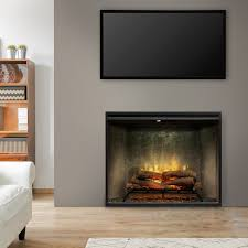 electric fireplaces are an easy way to add warmth and character to your home if you are looking for an multi functional statement piece the sanoma