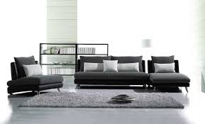 modern white sofa set. Contemporary White Image Of Contemporary Modern Leather Sofa Set In White