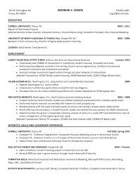job resume private equity resume template banking investment job resume investment banking internship resume private equity resume template