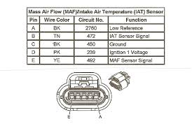 maf sensor wiring diagram maf wiring diagrams