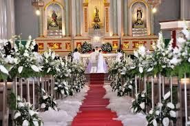 Of Wedding Decorations In Church 53 Incredible Church Wedding Aisle Decoration Ladyroi Bridals