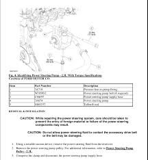 2008 FORD RANGER Service Repair Manual