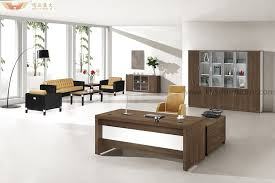 Eco friendly office furniture Environmentally Friendly Aluminum Huge Excuite Desk Medium Eco Friendly Commercial Furniture Executive Desk hyjt06 Hongye