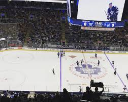 Scotiabank Maple Leafs Seating Chart Breakdown Of The Scotiabank Arena Seating Chart Toronto