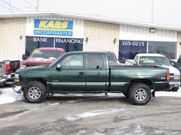 2001 Chevrolet Silverado 1500 LS 4WD Extended Cab - Stock # 107422E ...