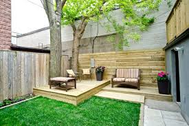 Decking Designs For Small Gardens Design