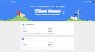 Google Compare Mortgages Tool Lets You Find Mortgages In Ca
