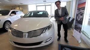 Lincoln MKZ 2013 démonstration 440 Ford Lincoln Review - YouTube