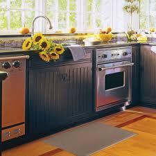 Small Kitchen Floor Mats Hometrax Designs Kitchen Comfort Taupe 20 In X 48 In Floor Mat