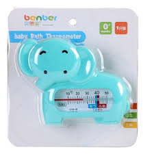 ABS Safety Floating Lovely Elephant Baby Kids Water Bath ...